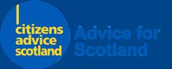 Logo for Citizens Advice Scotland